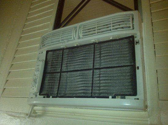 Hotel Belgica: aire acondicionado