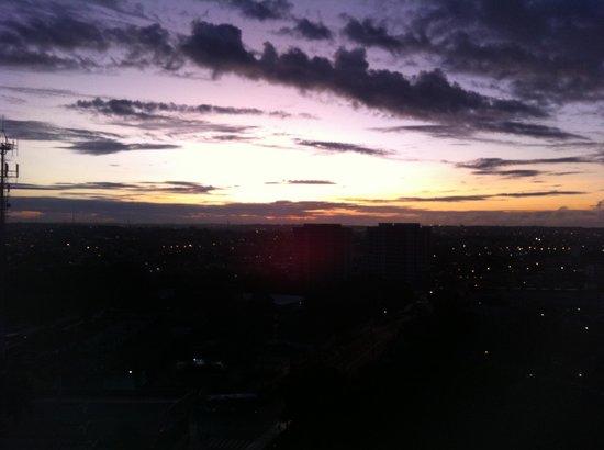 Intercity Manaus: Vista decimo andar