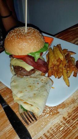 Scratch: awesome buger