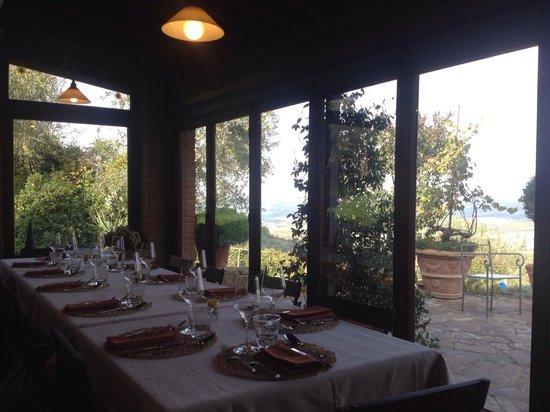Ristorante Boccon DiVino: Vista do salão