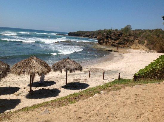 The Royal Suites Punta de Mita by Palladium: View from Royal restaurant