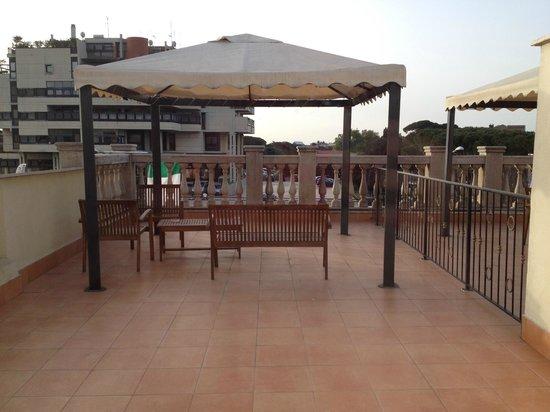 Aurelius Art Gallery Hotel : Sacada