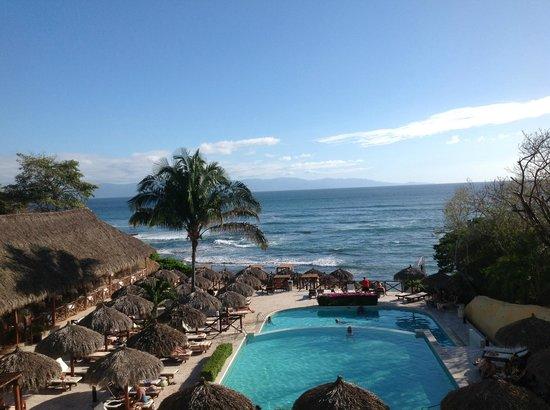 The Royal Suites Punta de Mita: View from Master Suite