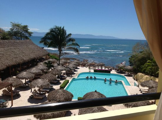 The Royal Suites Punta de Mita: Whale watching, View from Master Suite