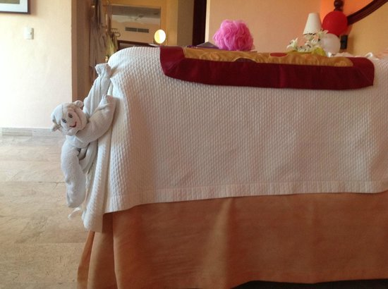 The Royal Suites Punta de Mita: Little monkey