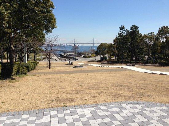 Pacifico Yokohama Seaside Park : 2014 3 bibyokohama
