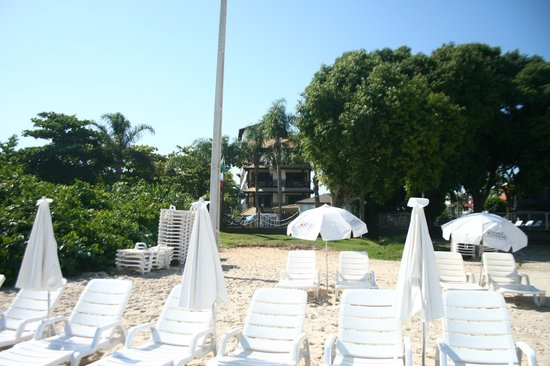 Hotel Maratea Mare : vida da praia para hotel