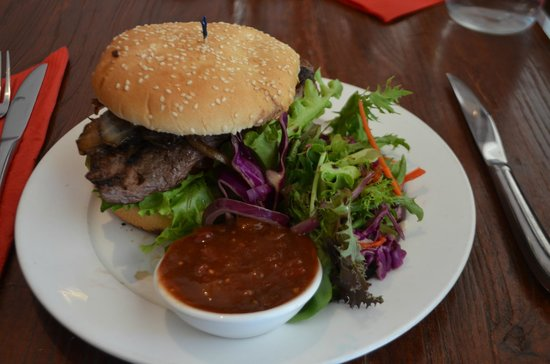 Red Ochre Grill Restaurant Alice Springs : Red Ochre Grill