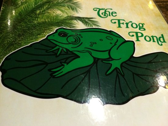 Frog Pond: .