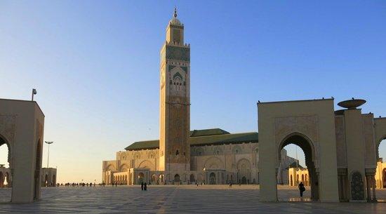 Mosquée Hassan II : Hassan II Mosque