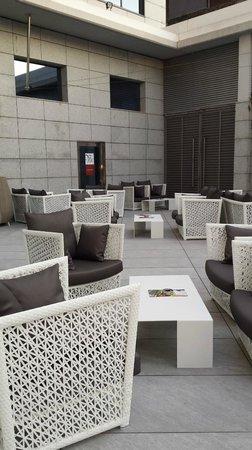 Hotel SB Icaria Barcelona: Terraza