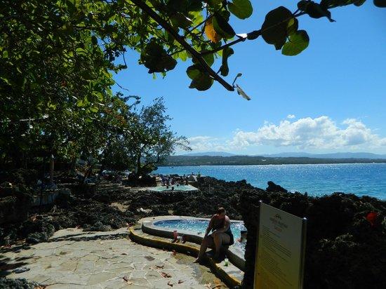 Casa Marina Reef: 3 unheated whirlpools