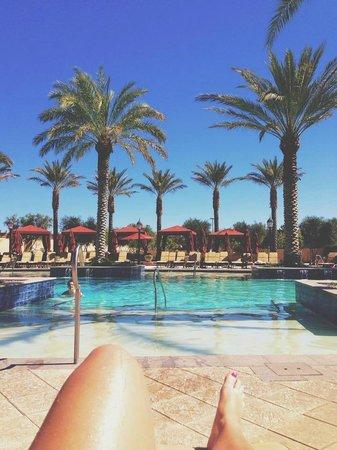 Casino Del Sol Resort: Poolside!
