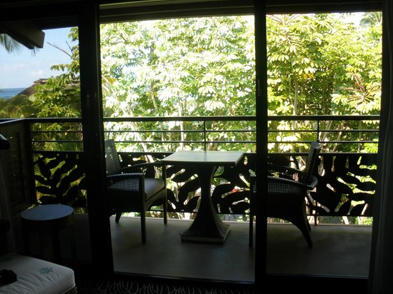 Koa Kea Hotel & Resort: view of lanai