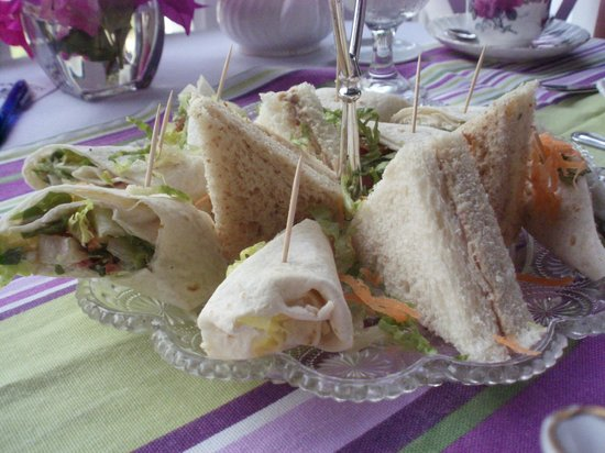 Chatters Tea Room: Sandwiches