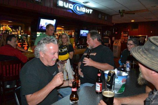 Buck Wild's Saloon