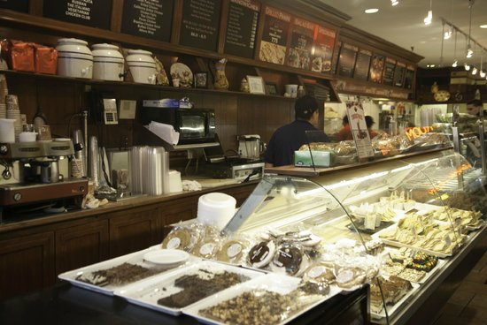 Essex World Cafe: Lots of choices