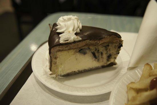 Essex World Cafe: Cheesecake