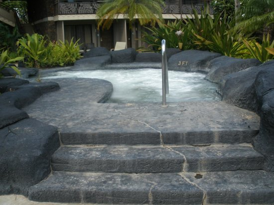 Koa Kea Hotel & Resort: hot tub
