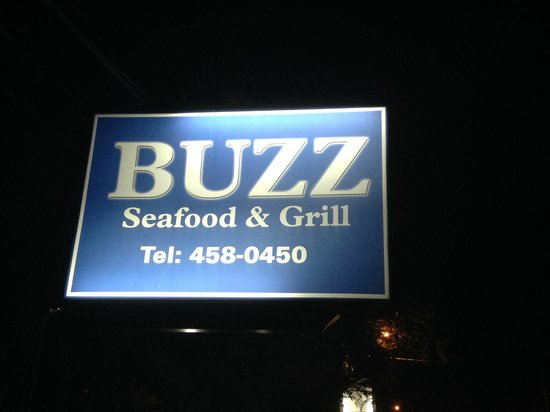 Buzz Seafood and Grill : Buzz... nice place to eat!