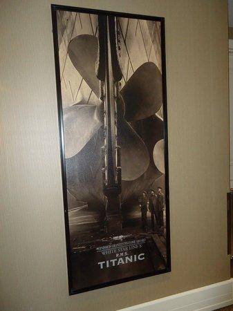 Titanic Business Bayrampaşa : CORREDOR, DETALHE