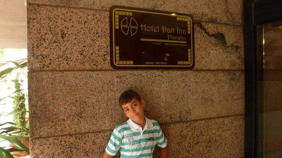 Dan Inn Planalto: Fachada
