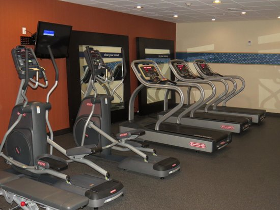 Hampton Inn and Suites Seattle-Airport/28th Ave: Fitness facilities