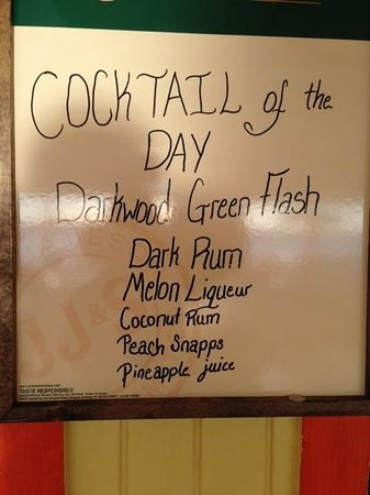 Darkwood Beach : deadly but good cocktail!