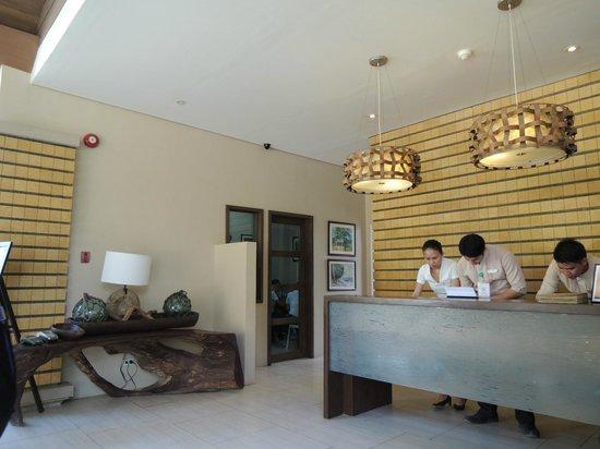 Amorita Resort: Entrance