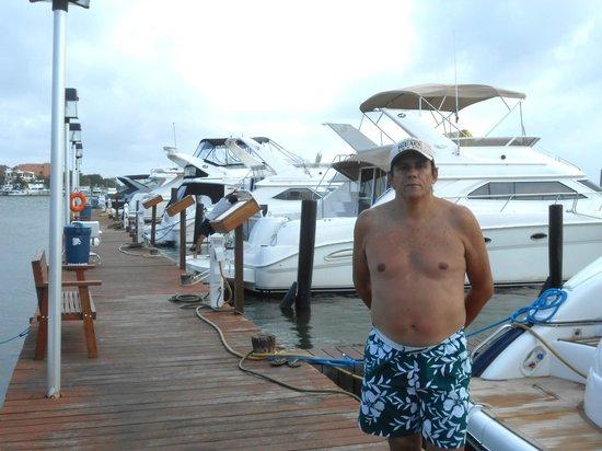 Sunset Marina Resort & Yacht Club: Marina do Hotel