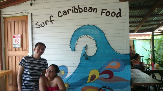 Surf Caribbean Food: Comiendo mariscos al estilo tico