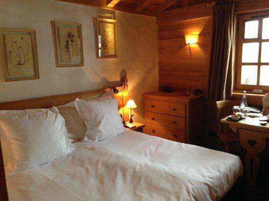 Chalet du Mont d'Arbois: Room