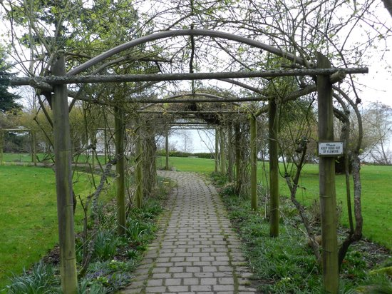 Ravenscroft Inn: Chetzemoka Park