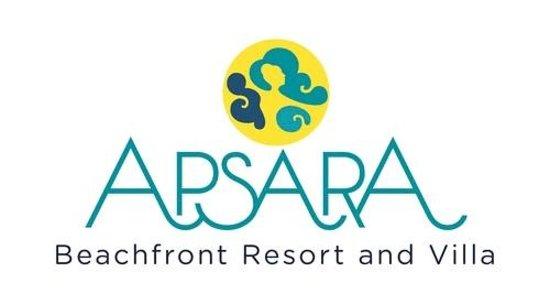 Apsara Beachfront Resort And Villa Hotel Logo