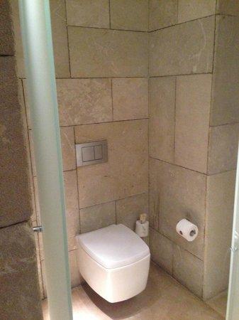Mamilla Hotel : Toilet room