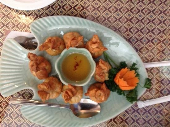 Thai Taste Restaurant: Add a caption