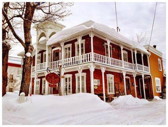 Gite Au Clocheton: Maison datant de 1850