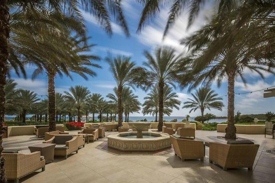Santa Barbara Beach & Golf Resort, Curacao: Courtyard