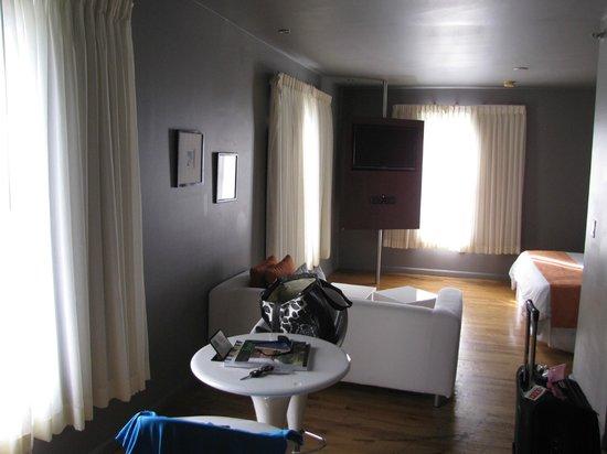 Nassau Suite Hotel : amplitud