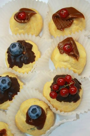 Leonardo Gelateria-Caffe : pastries