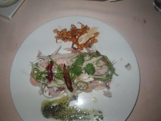 Beloved Playa Mujeres: Dinner Plates
