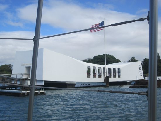 USS Arizona Memorial/World War II Valor in the Pacific National Monument: USS ARIZONA