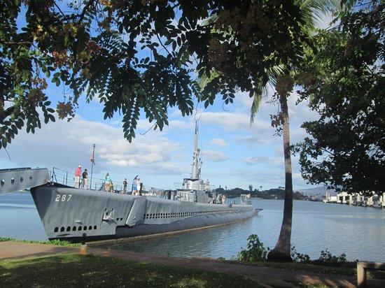 USS Bowfin Submarine Museum & Park: Submarine