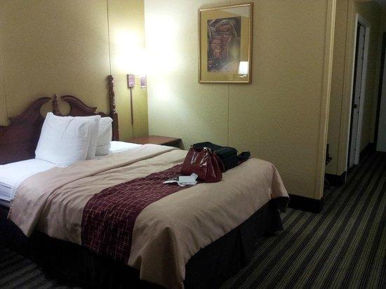 Red Roof Inn Paducah: Bed