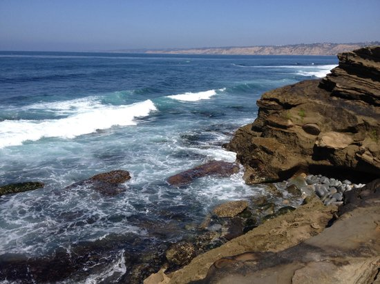 San Diego Marriott La Jolla: This was a 10min drive from the hotel