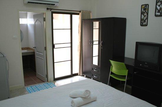 Varada Place: Balcony area