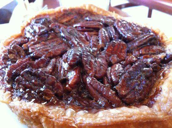 Urth Caffe Old Fashioned Pecan Pie