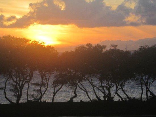 The Westin Kaanapali Ocean Resort Villas : Beautiful Sunset