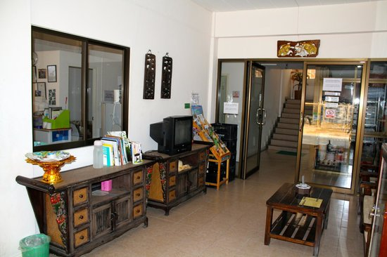Varada Place: Entrance hallway