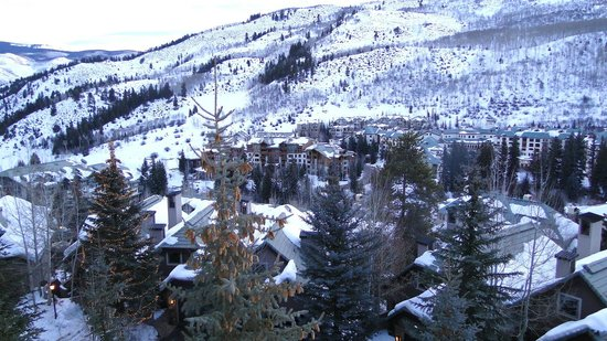 The Pines Lodge, A RockResort: Good Mornign Beaver Creek!!!